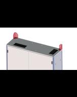 "tDF® - Wall mounting set for tDF® Rack System 19""/46U"