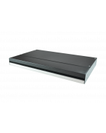 tML® - Consolidationpoint-Housing for up to 8x CU- or FO-modules, black