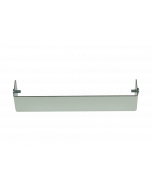 tML® - Module Blind Plate for Rack Mount Enclosure 19''/1U extendable for 8x Modules