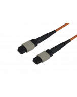 tML® - FO Micro Distribution Trunk Cable both sides 1x MPO/MTP® Female 12G50/125µ OM2 LSOH, Type C, Length: xxx