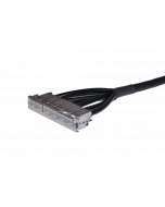 tML® - TP Trunk Cable both ends RJ45 DC 6fold Module w. LID (one enclosed) Cat.6<sub>A</sub> UC Future 24x2xAWG26 LSHF
