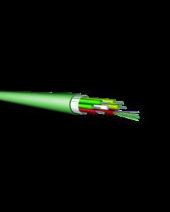 LWL Universal Kabel 24G50/125µm OM3 2.8kN mit nichtmetallischem Nagetierschutz