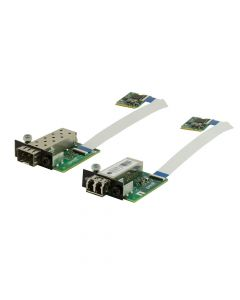 M.2 NIC AND OPEN SFP MEDIA CONVERTER, 30MM