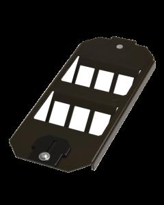tBL® - Floor box frame for 6x RJ45 Keystone modules for Ackermann GES6