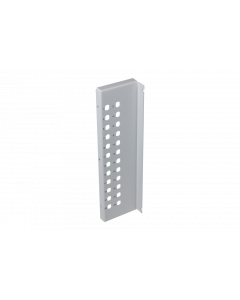 tBL® - FO distributor plate for wall mount enclosure 300x300x85mm, 24x ST