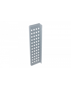 tBL® - FO distributor plate for wall mount enclosure 300x300x85mm, 48x ST