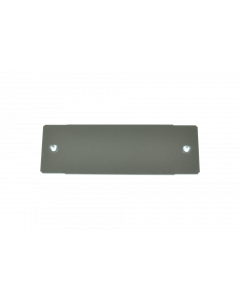 tML® - Cable entry blind plate for rack mount enclosure extendable 1U