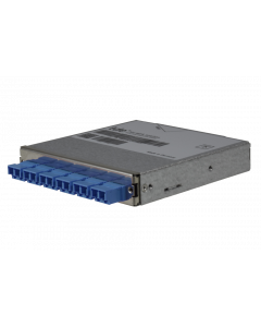 tML® - FO Module MPO/MTP® with Pins/6x LC Duplex 9/125µ OS2