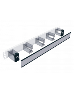 tML® - Inscription Panel for Patch Cord Managment TML-RP-L-5