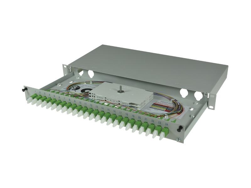 FO Splice Box Configurator
